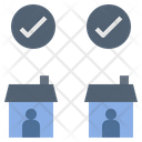 Responsibility Quarantime Lockdown Icon