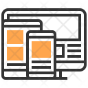 Responsive Design Graphic Icon