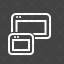 Responsive Web Layout Icon