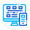 Computer Smartphone System Icon