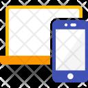 Responsive Smartphone Laptop Icon