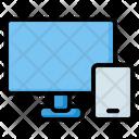 Responsive Monitor Screen Icon