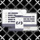 Responsive Website Webpage Icon