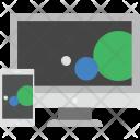 Adaptive Responsive Web Icon