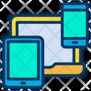 Responsive Designing Responsive Design For Laptop And Tab Responsive Design For Laptop Icon