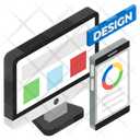 Responsive Design Ui Ux Icon