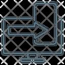 Responsive Design Phone Computer Icon