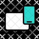 Responsive Device Responsive Mobile Icon