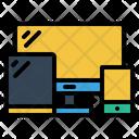 Responsive Design Mobile Device Computer Icon