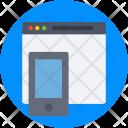 Web Design Responsive Icon