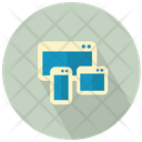 Responsive Web Device Icon