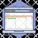Responsive webpage Icon