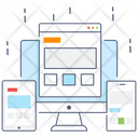 Responsive Website Icon