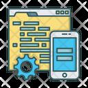 Coding Testing Icon