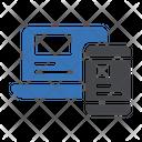 Responsive Website Responsive Web Icon