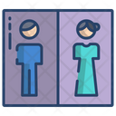 Rest Room Room Indoors Icon