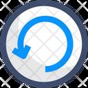 Restart Restore Referesh Icon