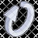Restart Arrow Icon