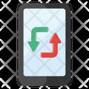 Restart Mobile Refresh App Reboot Icon