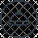 Restaurant Points Of Icon