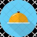 Restaurant Spoon Plate Icon
