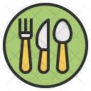 Restaurant Food Canteen Icon