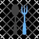 Restaurant Spoon Fork Icon