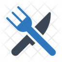 Fork Knife Utensils Icon
