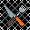 Restaurant Fork Knife Icon