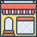 Restaurant Shop Cafe Icon