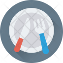 Restaurant Feast Fork Icon