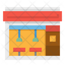 Restaurant Cafe Shop Icon