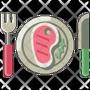 Restaurant Resto Food Icon