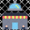 Restaurant Location Canteen Icon