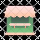 Restaurant Shop Store Icon