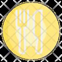 Restaurant Eat Dinner Icon