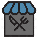 Restaurant Food Meal Icon
