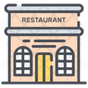 Restaurant Food Indian Icon