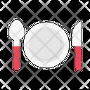Restaurant Hotel Spoon Icon