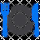 Restaurant Cutlery Eat Icon