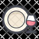Restaurant Utensil Chef Icon