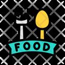 Restaurant Food Hotel Icon