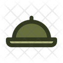 Restaurant Meal Room Service Icon