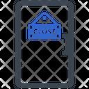 Close Restaurant Tag Icon