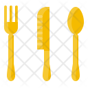 Cutlery Kitchen Knife Icon