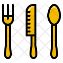 Restaurant cutlery Icon