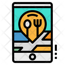 Restaurant Location Icon