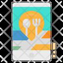 Location Pin Mobile Icon
