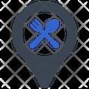 Find Restaurant Search Icon