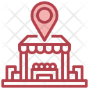 Restaurant Location Food Location Placeholder Icon